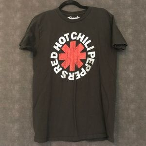 Red Hot Chili Peppers Black T-Shirt